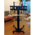 Braket TV Mobile  Stand  Merek Kenzo KZ-52 for FLAT TV MURAH 5