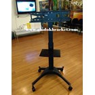 Braket TV Mobile  Stand  Merek Kenzo KZ-52 for FLAT TV MURAH 8