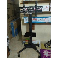 Jual Braket TV Mobile  Stand  Merek Kenzo KZ-52 for FLAT TV MURAH 2