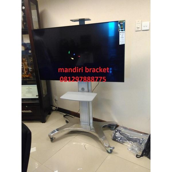 Bracket tv Standing North Bayou Type AVF 1500-50-1P silver murah