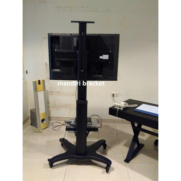 TV braket stand model NB AVf1500-50-1p Pole can diadjust cheap