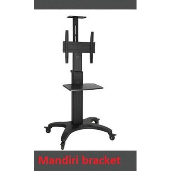 Braket TV stand model NB AVf1500-50-1p  Tiang bisa diadjust murah