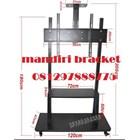 Braket tv standing type HWL import vidio comfrens 4