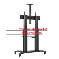 Distributor Braket tv Heavy Duty Standing Floor NB CF100 3