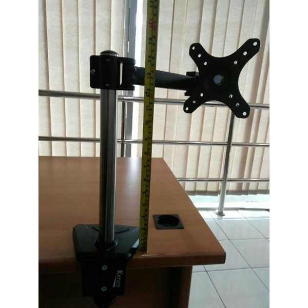 BRACKET TV MONITOR KZ-70 FOR FLAT MURAH