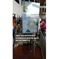 Braket TV Stand Berdiri buat tv 32-65 inch north bayou mandiri bracket Indonesia Murah 5