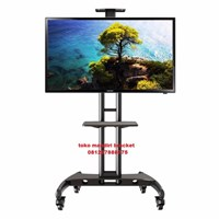 Braket tv stand merek north bayou type ava1500-60-1p murah