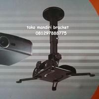 Bracket tv proyektor merek Kenzo type  KZ 66 Murah