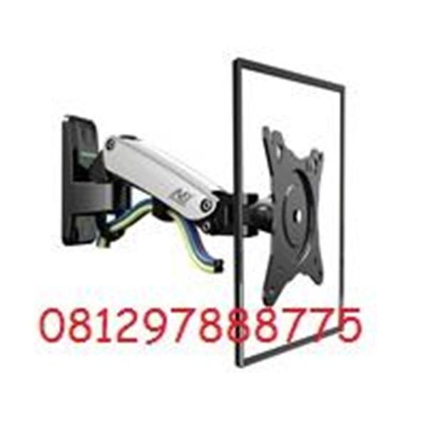 Bracket TV North Bayou (Gas Spring f-350) LCD/LED/Plasma 40-50 inci