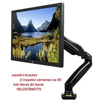 Jual Braket TV North Bayou Nb-f80 Gas Spring Monitor Meja