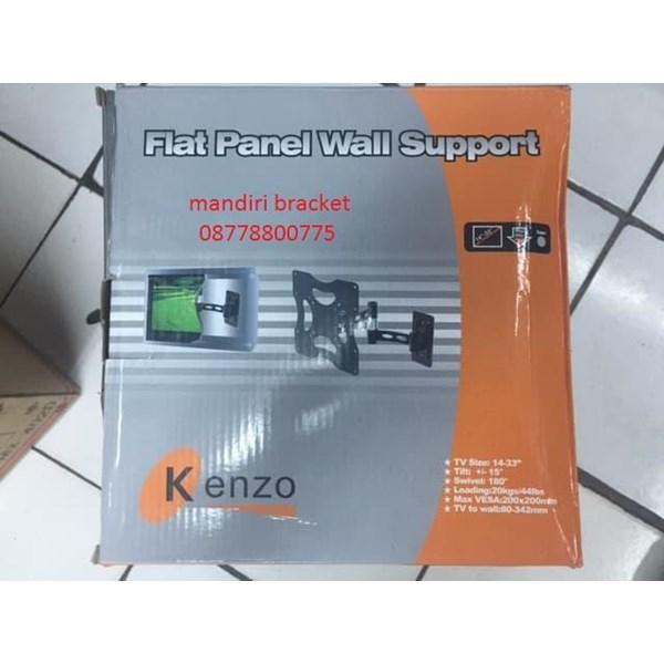 Bracket TV LCD/LED 14-33 Inch Kenzo KZ-25