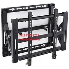 Bracket TV Video Wall Mount Push HD Max 90kg