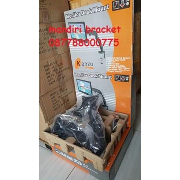 Bracket TV dextop meja KENZO 12Inch - 32Inch Universal kenzo KZ-75