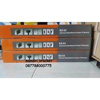 Jual Braket TV Ceiling KENZO KZ 63 CEILING bracket bisa di ganti ganti ukuran bracket 2