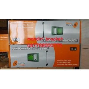 Braket TV Ceiling KENZO KZ 63 CEILING bracket bisa di ganti ganti ukuran bracket