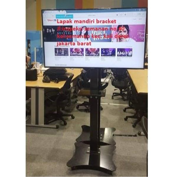 Bracket Tv Stand berdiri Murah dan Terlengkap di lapak mandiri bracket