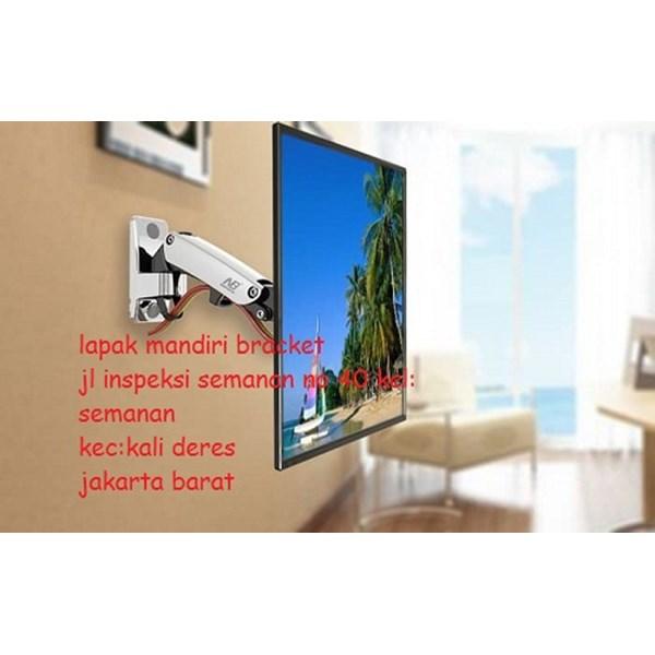 Bracket TV  North Bayou F120 ukuran 10inch-27inch Monitor
