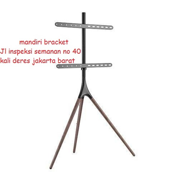 bracket tv stand tripod looktech 65f