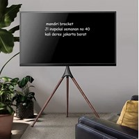 Bracket TV Stand Tripod 32 Sampai 65 Inch
