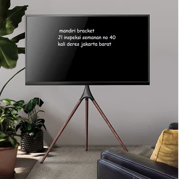 Bracket TV Stand Tripod 32 Sampai 65 Inch