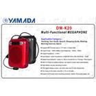 Yamada Megaphone DM-K20 - Hitam 5