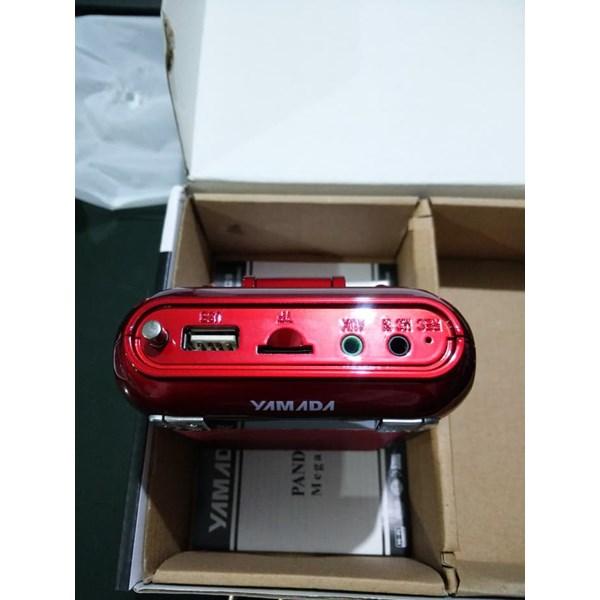 Yamada Megaphone DM-K20 - Hitam