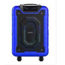 Yamada DM-S12 800W Active Speaker portable MP3 WMA