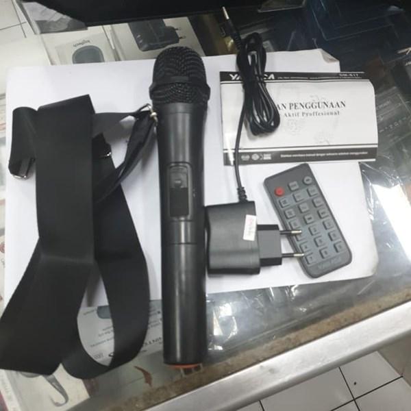 Portable Speaker Aktif Yamada Dm-S17 Ngamen Pengajian