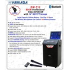 Speaker Portable Yamada Speaker DM-T12   3