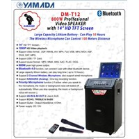 Distributor Speaker Portable Yamada Speaker DM-T12   3