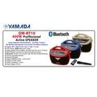 Speaker Portable Aktif multifungsi YAMADA DM-BT10 Bluetooth Portable megaphone 2