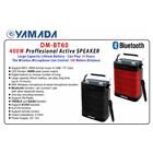 Speaker Portable  Aktif multifungsi YAMADA DM-BT60 Bluetooth megaphone 2