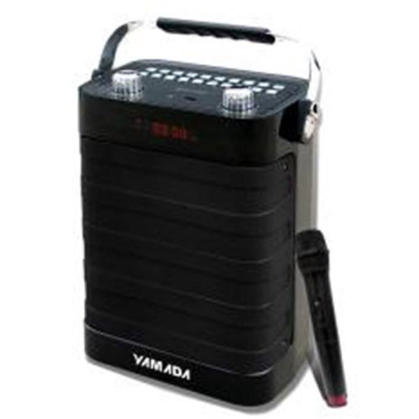 Speaker Portable  Aktif multifungsi YAMADA DM-BT60 Bluetooth megaphone