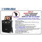 Speaker Portable Yamada DM-T7 Video Speaker 2