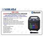Speaker Portable YAMADA DM-S26 Active Speaker 2