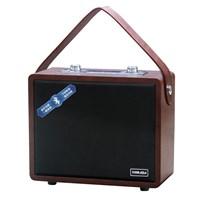 Speaker Portable YAMADA DM-GL88 Speaker Wireless Microphone Music Bass MP3