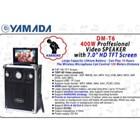 Speaker portable yamada DM T6 meeting wireless led portable 2