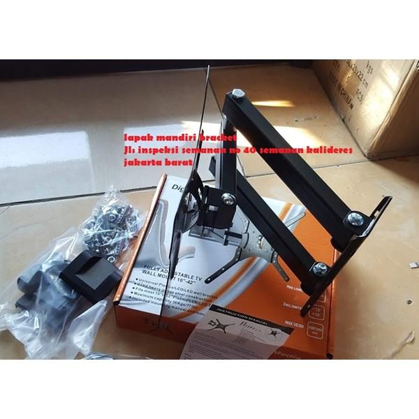 Mounting bracket DIGIMEDIA DM-L400 untuk tv LCD LED UHD  TV 23 - 46