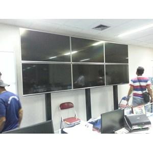 Jasa Pembuatan Bracket Video wall