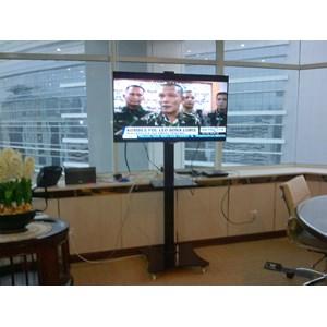 Aneka Bracket Tv + jasa Pemasangan Lokasi Jakarta Barat