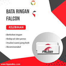 Bata Ringan Falcon Kirim Surabaya Sidoarjo Gresik