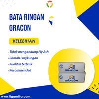 Bata Ringan Gracon Kirim Surabaya Sidoarjo Gresik