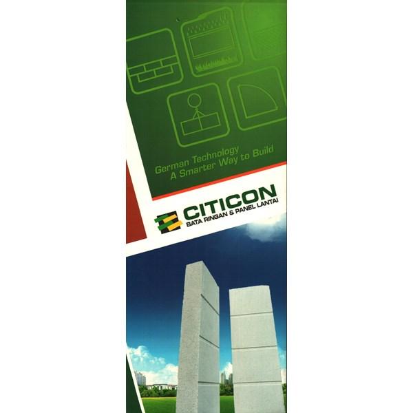 Bata Ringan Aac- Citicon