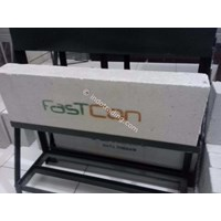 Fastcon Autoclaved Aerated Croncrete