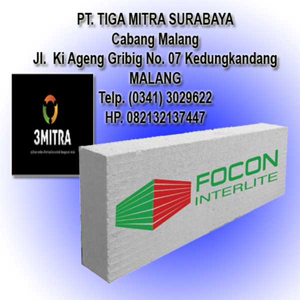 Focon Light Brick Send Malang