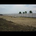 Panel Pagar Beton Terpasang 1