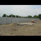 Panel Pagar Beton Terpasang 2