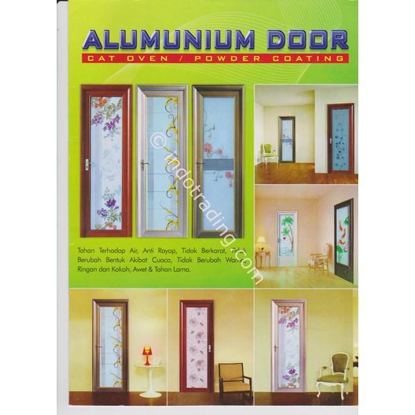 Pintu Aluminium Hobi