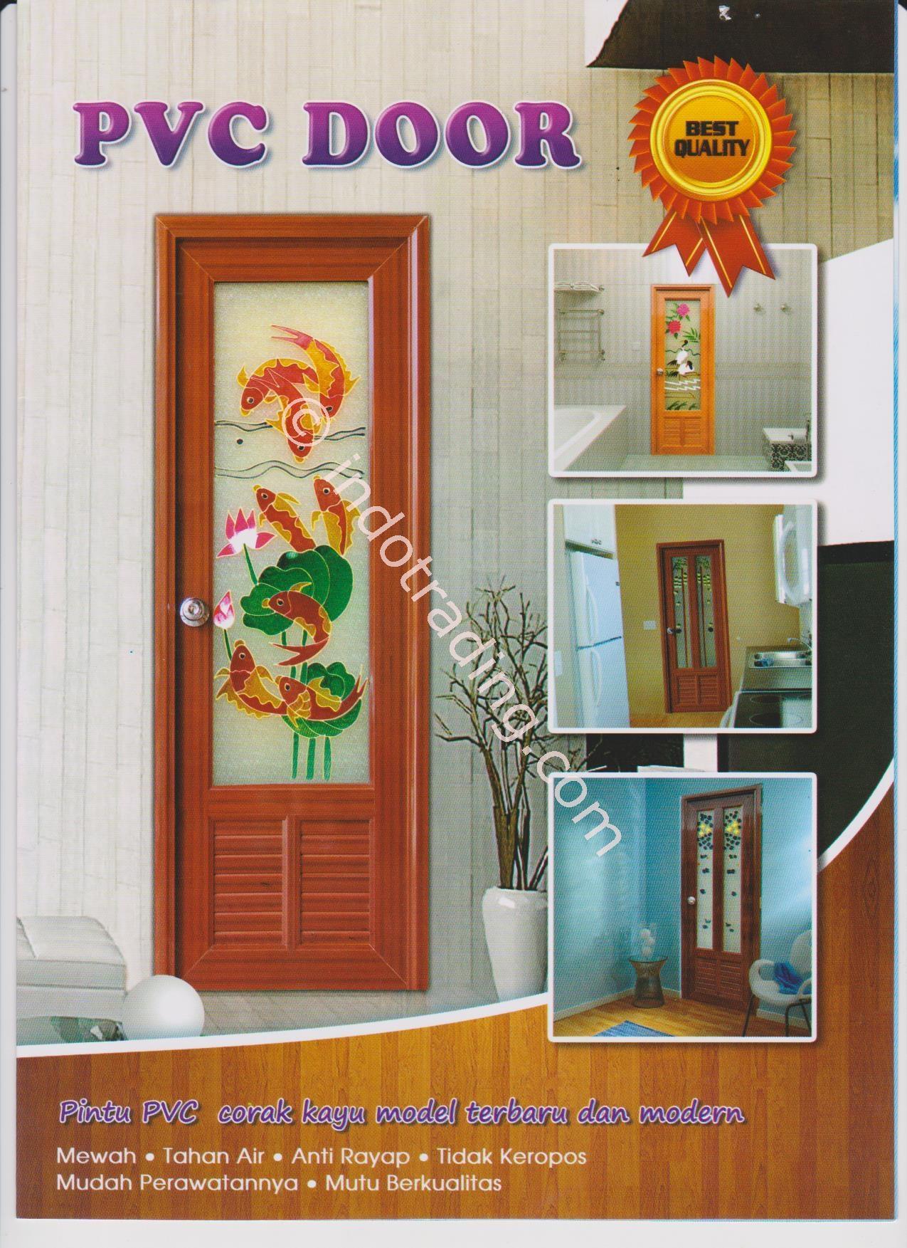 Pintu Bilik Air Aluminium Murah - Deco Desain Rumah