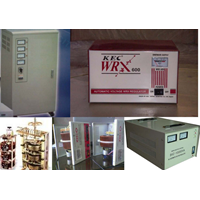 Stabilizer AC Voltage Regulator ( Stavol) 1